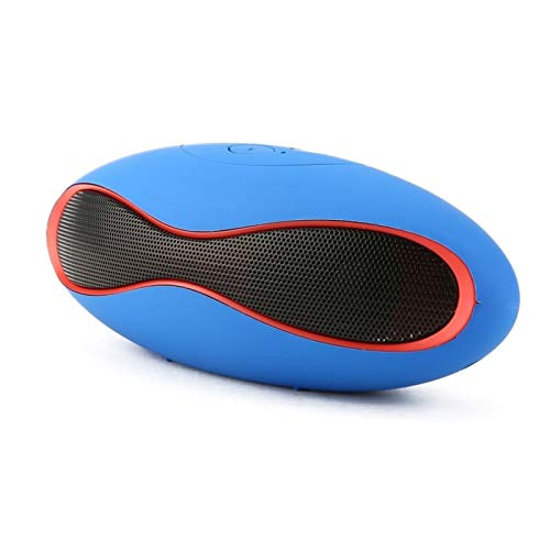 Qric Lautsprecher Bluetooth 3D Stereo-Stereo-Mini-Player TF Super...