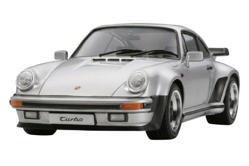 Tamiya 300024279 - 1:24 Porsche Turbo 1988 Strassenversion