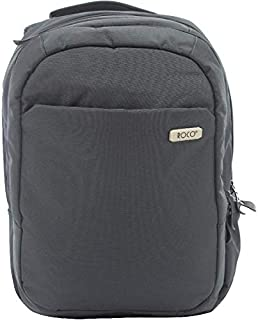Roco Black Backpack