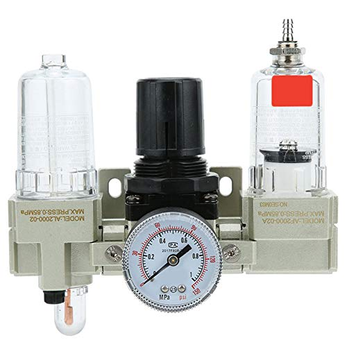 0.05-0.85 (mpa) Válvula reguladora de presión Filtro de compresor de aceite-agua para compresor de aire