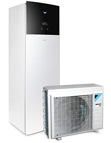 Daikin All-in-One-System Integrated R32, in Luft-Wasser-Wärmepumpe für Heizung, Kühlung und Sanitärwasser (6 kW - 230 Liter)