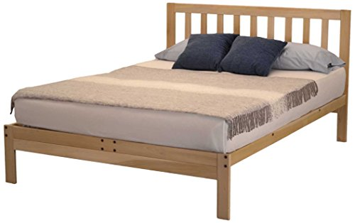 Charleston 2 Platform Bed - XL Twin