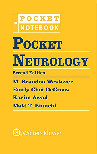 Pocket Neurology (Pocket Notebook Series) (English Edition)