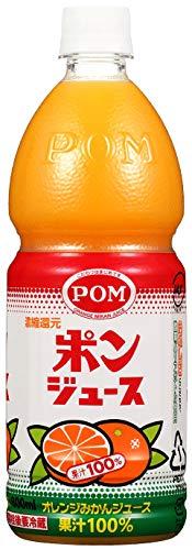 POM ポンジュース 800ml ×6本