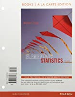 Elementary Statistics, Books a La Carte Edition (12th Edition)