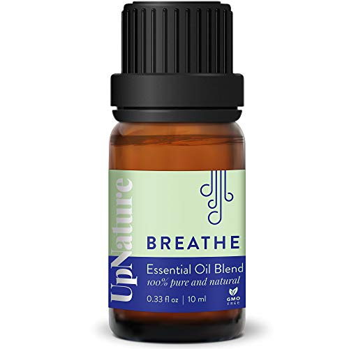 Breathe Essential Oil Blend - 100% Pure and Potent Essential...