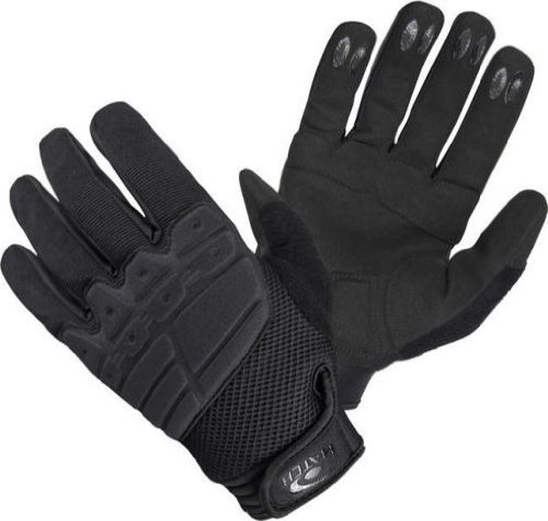 Hatch Ct250 Cooltac Patrolman Duty Gloves With Leather Palms