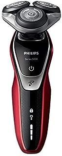 フィリップス メンズシェーバー(ブラック/レッド)PHILIPS 5000シリーズ ウェット&ドライ S5396/12