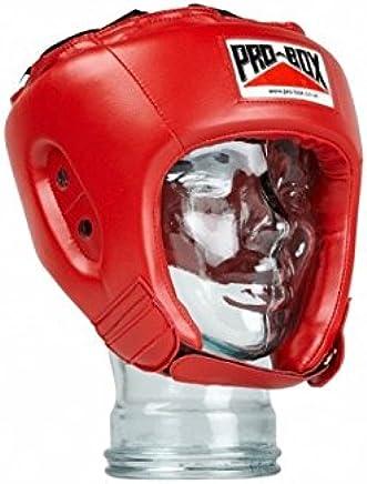 Pro Box Kinder Grundlage Spar Kopfschutz – Rot Rot Rot B076HSFJMW     Sale Outlet  b33c17
