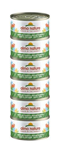 Almo Nature Mega Pack - Thon Pacifique 6 boîtes...