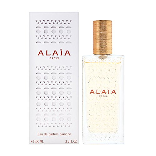 Alaia Blanche Frauen 100 ml - EAU de Parfum (Frauen, 100 ml, Mandel, Heliotrop, Animalic, Moschus, Vanille, Spray)