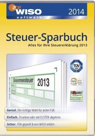 WISO Steuer-Sparbuch 2014