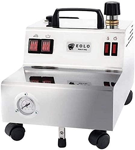 EOLO Generatore di Vapore Professionale Pulizia Sanificazione Ricarica Semicontinua GV05 P1
