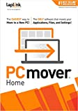Laplink PCmover Home | Instant Download | Single Use License | Moves Applications, Files, and Settings to Your New PC