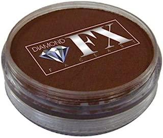 Diamond FX Essential Face Paint - Light Brown (45 gm)
