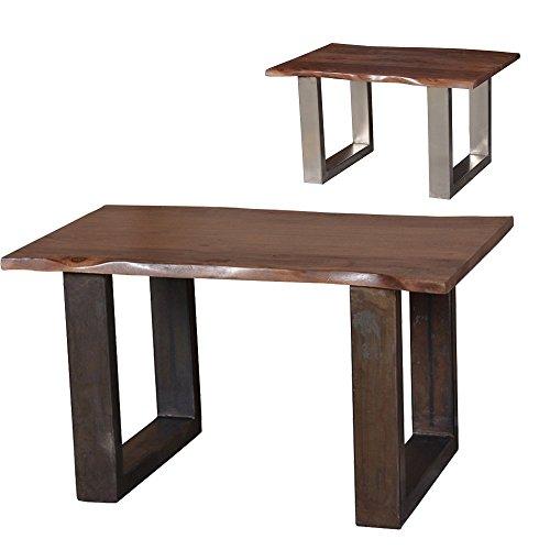'Table de salon en bois \