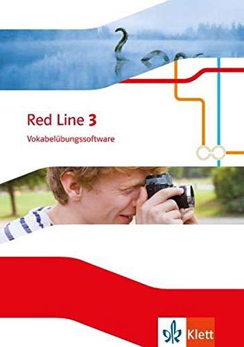 Red Line 3: Vokabelübungssoftware Klasse 7 (Red Line. Ausgabe ab 2014)