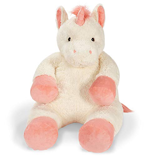 Vermont Teddy Bear Unicorn Stuffed Animal – Giant Unicorn Stuffed Animals, Cuddle, 4 feet