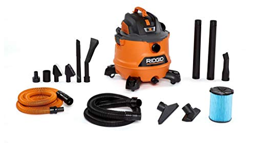 My Top Pick: RIDGID Wet/Dry Vac with Auto Detailing Kit