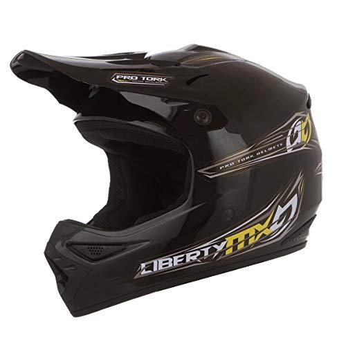 Pro Tork, CAP-101PT, Capacete, Liberty Mx Pro, Multicor, 58
