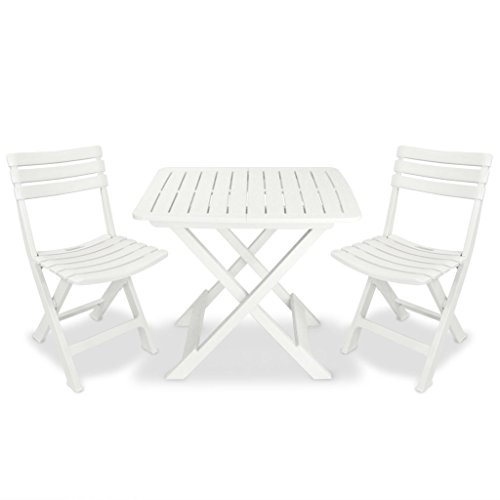 PROGARDEN 4666 - Conjunto de Muebles de Patio