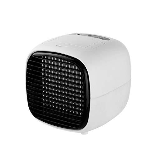 Ventilador de enfriamiento portátil USB para escritorio silencioso aire acondicionado en casa oficina ventilador de refrigeración