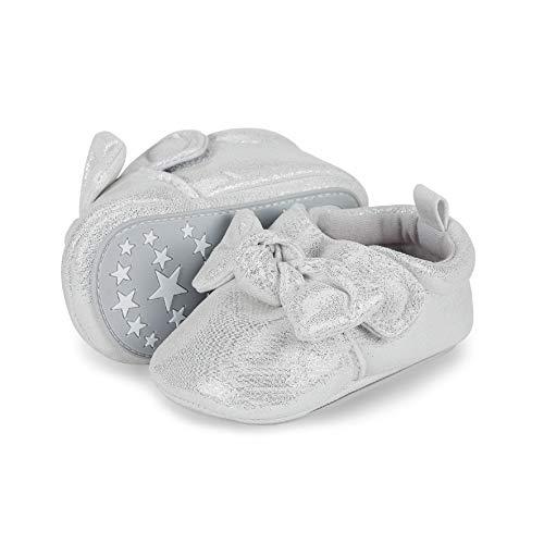 Sterntaler Baby Mädchen Schuh Slipper, Weiß (Weiss 500), 20 EU