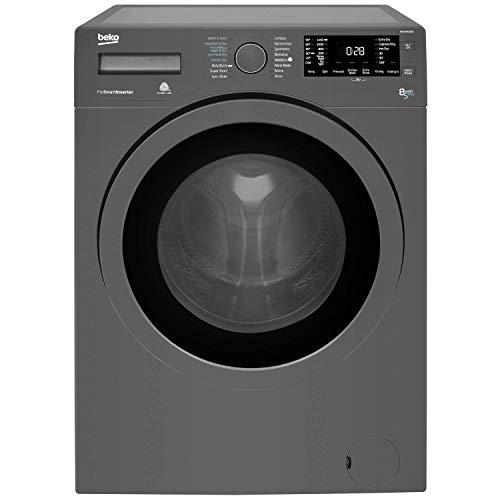 Beko WDX8543130G 8kg Wash 5kg Dry 1400rpm Freestanding Washer Dryer - Graphite