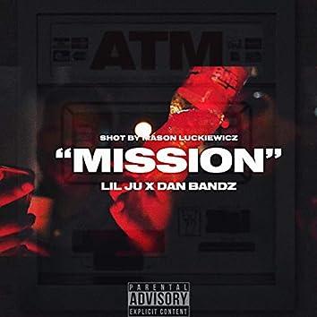 Mission (feat. Dan Bandz)