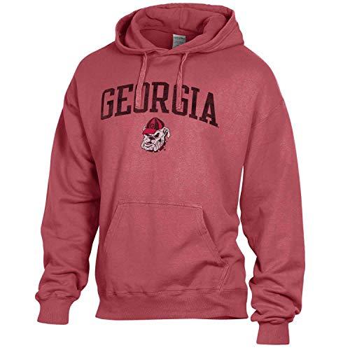 georgia bulldog hoodie for women - 1
