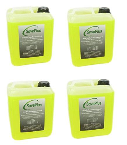 Saveplus Frostschutz Konzentrat für Trinkwasser Wassertanks Boot 4x5L = 20L