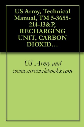 US Army, Technical Manual, TM 5-3655-214-13&P, RECHARGING UNIT, CARBON DIOXIDE RECIPROCATING PUMP, E