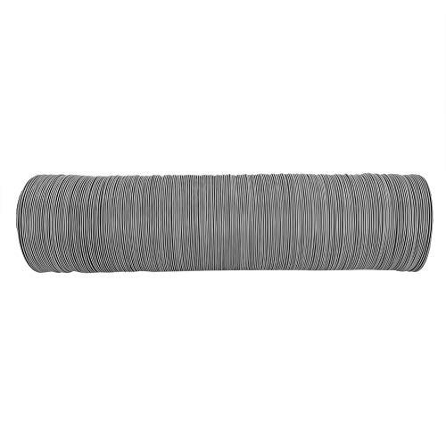 Mumusuki Práctico Tubo de Manguera de Escape de conducto Flexible de Aluminio de Doble Capa de PVC de 8 m para ventilación de Cocina