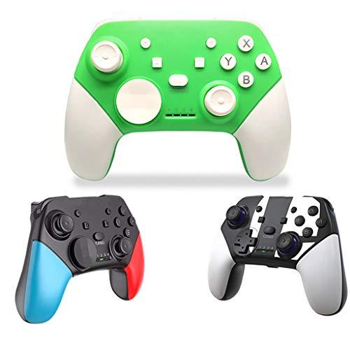 YOKING Gamepad inalámbrico Bluetooth, giroscopio de 6 Ejes, Consola de Juegos de Doble vibración, Pro Grip