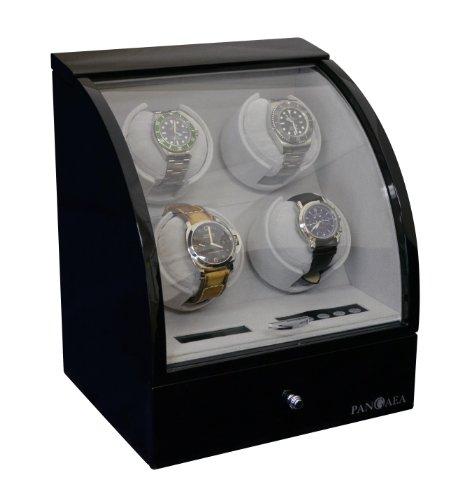>>Cheap Pangaea Quad Automatic Watch Winder (Black) Q400 ...