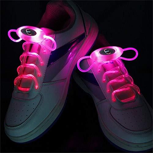 Iluminación decorativa de vacaciones 1 par 2W 80cm cordones de los zapatos...