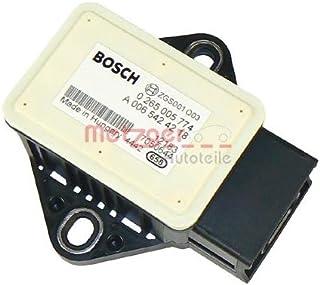 Metzger 0900578 Sensor, Längs/Querbeschleunigung