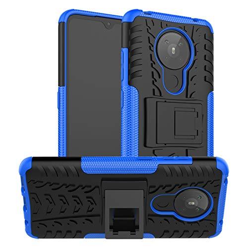 bester Test von outdoor handy hullen Betterphone |  Nokia 5.3 Gehäuse Außengehäuse für Mobiltelefone Hybridgehäuse Schutzgehäuse Panzer TPU Silicon Hard…