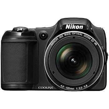 Nikon Coolpix L820 - Cámara compacta de 16 MP (Pantalla de 3 ...