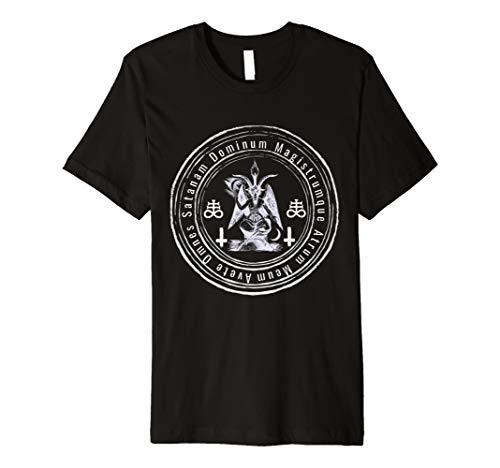 satanischen T-Shirt Baphomet Satan Symbole Rituale Kirche Bibel