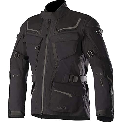 Alpinestars Motorradjacken Revenant Gore-tex Pro Jacket Tech-air Compatible Black, Schwarz, L