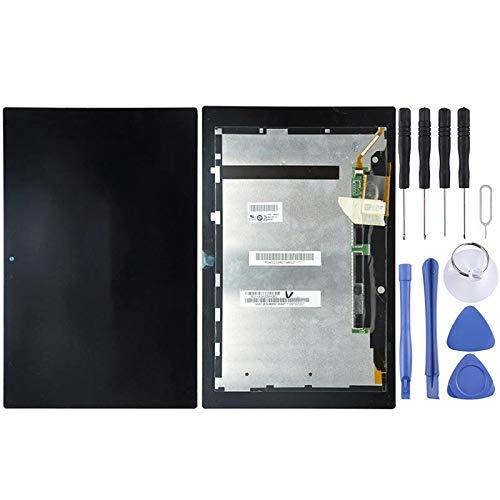 LIUXING Pantalla LCD + reemplazo del ensamblaje del digitalizador de Panel táctil for Sony Xperia Tablet Z / SGP311 / SGP312 / SGP321 (Negro) Pantalla LCD (Color : Black)