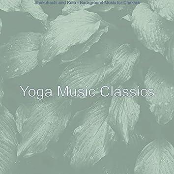 Shakuhachi and Koto - Background Music for Chakras
