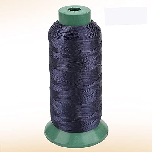 JKGHK Hilos De Coser Hilo De Poliéster para Coser Y Tejer, Adecuado para Coser Ropa, Hay 10 Colores para Elegir,Navy Blue