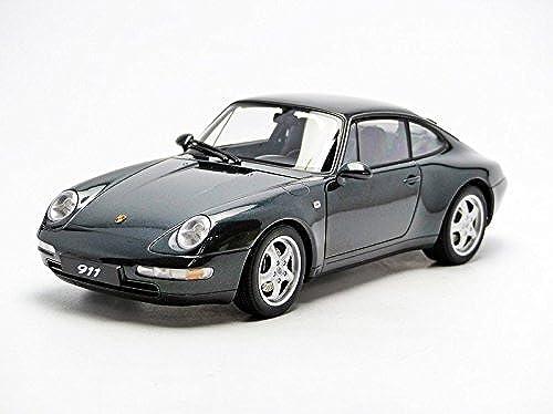 AUTOart 78134 Porsche 911 993 rrera 1995 1 18 Grün
