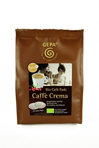 Gepa Bio Crema Pads, 6er Pack (6 x 126 g)