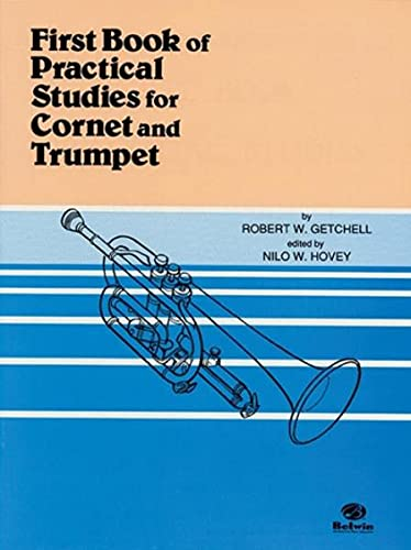 First Book of Practical Studies for Cornet and Trumpet (TROMPETTE)