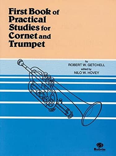 1st Book of Practical Studies. Trumpet --- Trompette solo -...