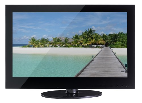 Bauer DUR23641F 24-inch Widescreen 1080p Full HD LCD TV DVD Combi with Freeview and USB PVR