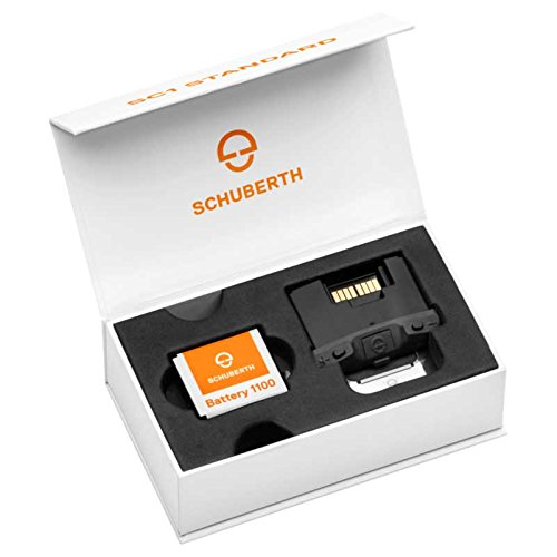 Discover Bargain SCHUBERTH SC1 Standard Bluetooth for C4 and R2 Helmets Made by Sena